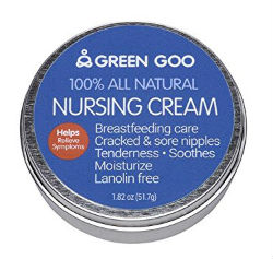 Green Goo nursing cream