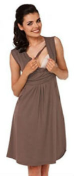 Zeta Nursing Dress