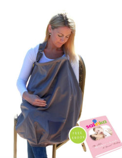 Salinka Breastfeeding Cover